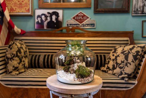 Terrarium per negozio - Flor Maison